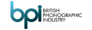 BPI British Phonographic Industry  logo